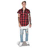 Justin Bieber Cardboard Cutout - 1.72m