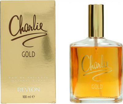 Revlon Charlie Gold Eau de Toilette (EDT) 100ml Spray For Women