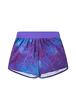 Zakti Kimberly Wyatt Kids Melody Shorts - Purple