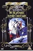 A Nightmare Before Christmas DVD