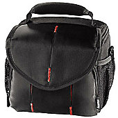 Hama Canberra Camera Bag, 110, black/red