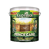 Cuprinol Less Mess Fence Care Autumn Gold 6 Litre CUPLMFCAG6L