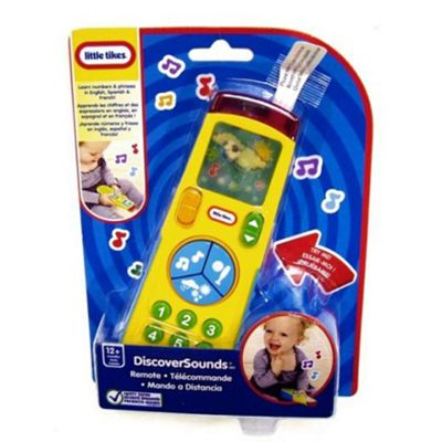 Little Tikes Discover Sounds Remote