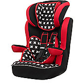 OBaby Group 1-2-3 High Back Booster Car Seat (Crossfire)
