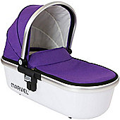 iSafe Marvel Limited Edition Carrycot (Monaco Maroon)