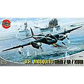 D.H. Mosquito MkII/VI/XVIII - 1:72 Scale - A03019 - Airfix