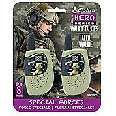 Cobra Hero Military 3km 2-Way PMR Radio 2 Pack