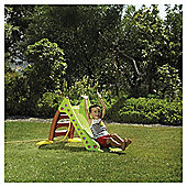 Tesco Jungle Jive Ladybird Water slide Green
