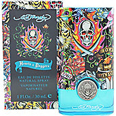 Ed Hardy Hearts & Daggers Eau de Toilette (EDT) 30ml Spray For Men