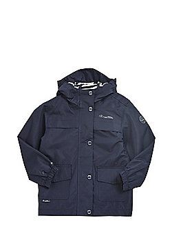 Regatta Betulia Waterproof Hooded Jacket - Navy