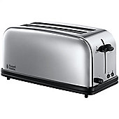 Russell Hobbs 23520 Chester 4-Slice Toaster - Stainless Steel