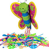 Butterfly Pull Pinata Kit