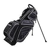 Forgan Of St Andrews Hybrid Golf Stand/Trolley Bag Grey/Black