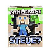 Minecraft Steve 6 Inch Vinyl Minifigure