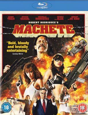 Machete Blu Ray