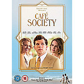 Cafe Society DVD