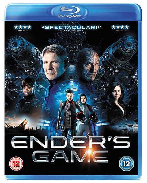 Enders Game (Blu-ray)