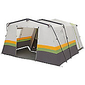 Coleman 8 Man Front Extension Cortes Octagon Tent
