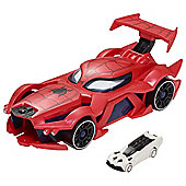Spiderman Feature Car