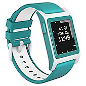 Pebble 2 HR Smartwatch, Monitoring Heart Rate, Step & Sleep Tracker - 1002-00068