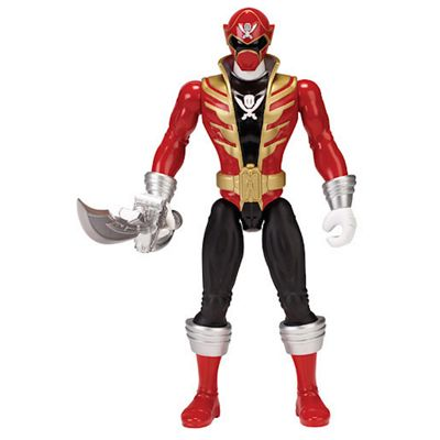 Power Rangers Super Megaforce Deluxe Fx Super Mega Ranger Figure