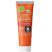 Urtekram Organic Children's Tutti Fruitti Toothpaste 75ml