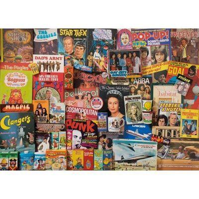 Spirit of the 70s - 1000pc Puzzle