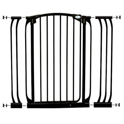 Dreambaby F782B Extra Tall Swing Closed Gate Black 71–109cm