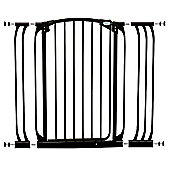 Dreambaby F782B Extra Tall Swing Closed Gate Black 71–109cm