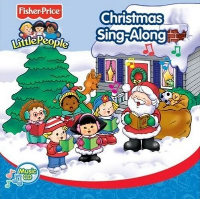 Fisher Price Christmas Sing Along
