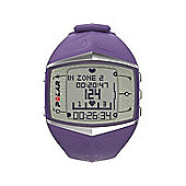 Polar FT60F Ladies Lilac Purple Digital HRM Watch & Chest Strap