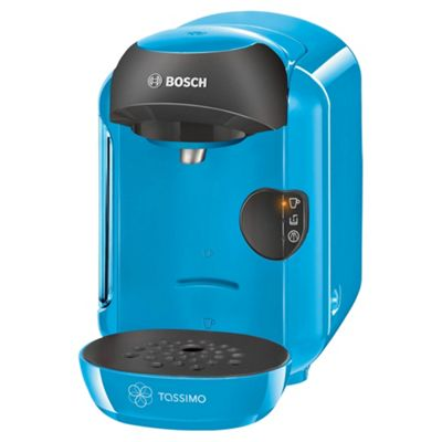 buy tassimo by bosch vivy coffee machine blue from our pod capsule machines range tesco. Black Bedroom Furniture Sets. Home Design Ideas