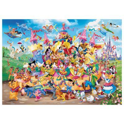 Disney Carnival Multicha Puzzle