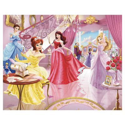 Fairy Princesses Wallpaper Mural 8ft x 10ft