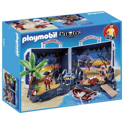 Playmobil 5347  Pirate Treasure Chest