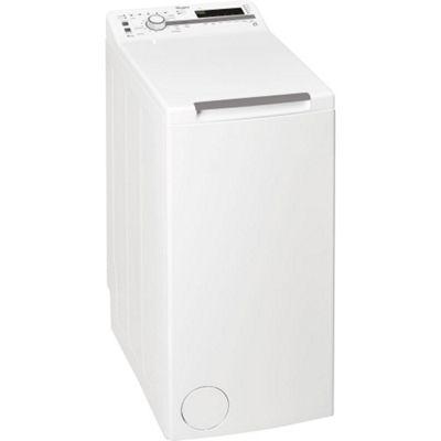 Whirlpool TDLR60210 1200rpm Top Loading Washing Machine 6kg Load, White