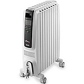 DeLonghi TRDS40820E 2kW Dragon 4 Oil Filled Radiator