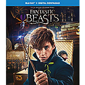 Fantastic Beasts And Where To Find Them Blu-ray