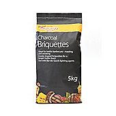 Bar-Be-Quick 5kg Charcoal Briquettes (4 x 5kg Bags)