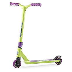 Slamm Tantrum IV Stunt Scooter - Green/Purple