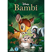 Bambi Diamond Edition DVD