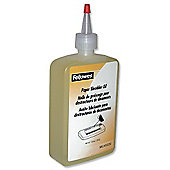 Fellowes Shredder Oil for all Cross-cut Shredders Bottle 350ml Ref 35250