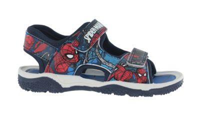 Boys Spiderman Blue Sport Sandal Beach Walking Childrens Shoes UK Size 7