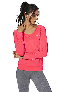 Dare 2b Overt Long Sleeve Top - Pink