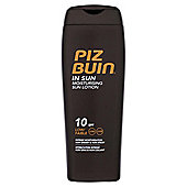 Piz Buin In Sun Lotion Spf10 200Ml