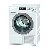 Miele TKB640WP A++ Rated 8KG Heat Pump Condenser Dryer with Timer Delay in White
