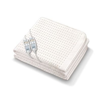 Beurer Luxurious King Size Dual Control Heated Electric Under Blanket