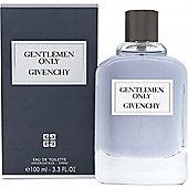 Givenchy Gentlemen Only Eau de Toilette (EDT) 100ml Spray For Men