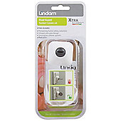 Lindam Dual Guard Socket Covers, pack of 4