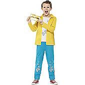 Roald Dahl Charlie Bucket - Child Costume 7-9 years